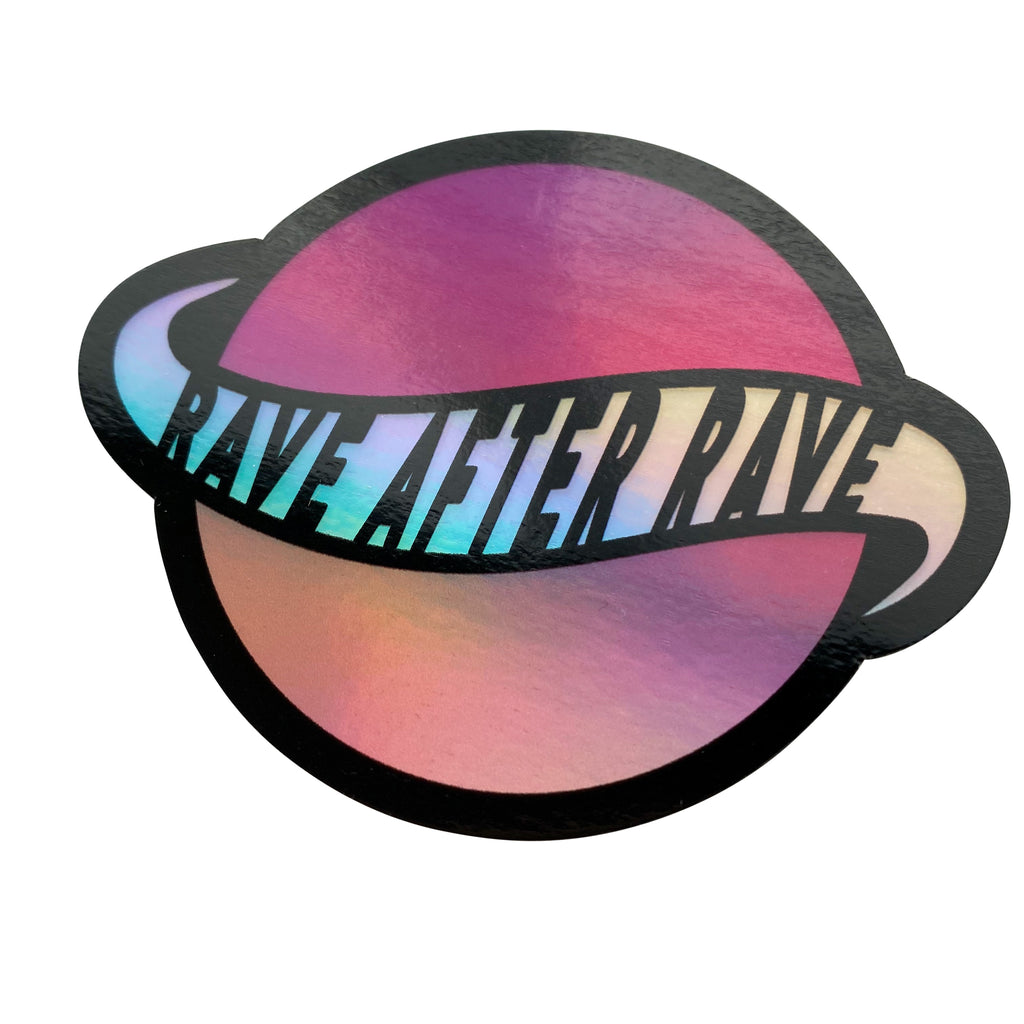 Sticker // Holographic Logo