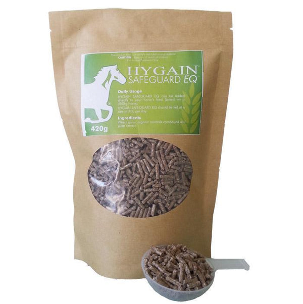 Hygain Safeguard Eq Broad-Spectrum Mycotoxin Binder