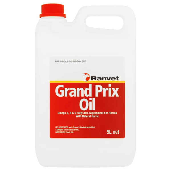 Ranvet Grand Prix Oil