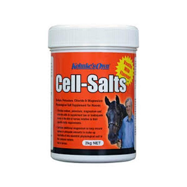 Kohnkes Own Cell Salts