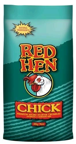 Lauckie Mills Red Hen Chick Starter Crumbles