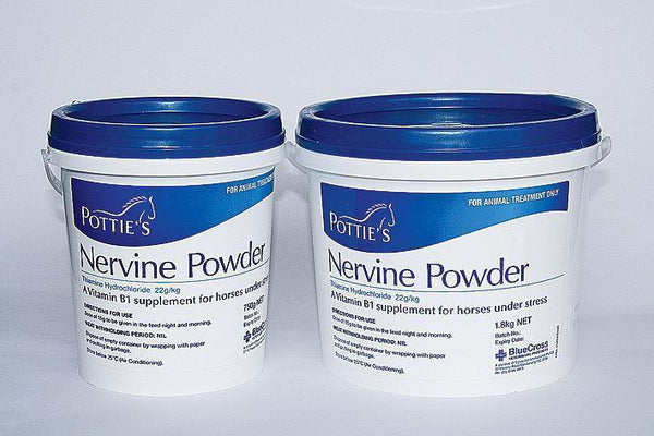 Potties Nervine Powder