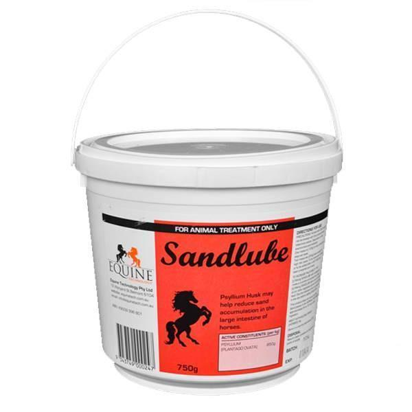 Equine Technology Sandlube