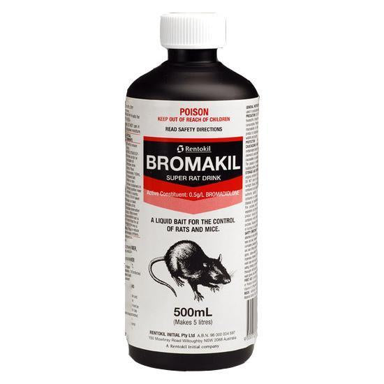 Bromakil Liquid Poison