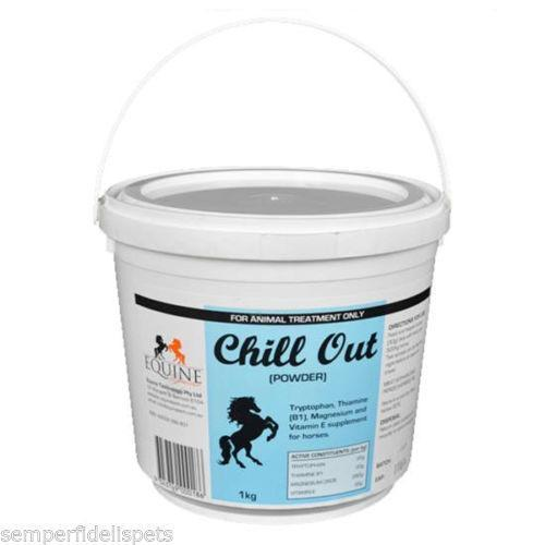 Equine Technology Chill Out Powder