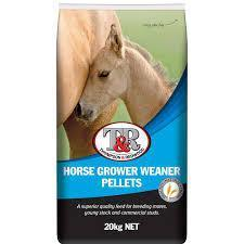 T&R Horse Grower Weaner Pellets