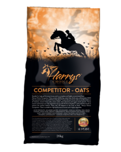Harrys Choice Competitor-Oats