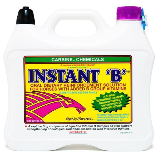 Carbine Chemicals Instant B Solution