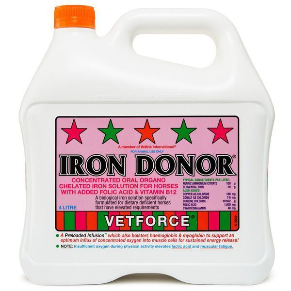 Carbine Chemicals Iron Donor