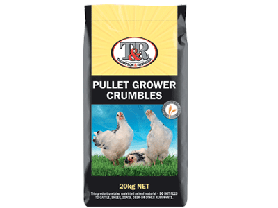 T&R Pullet Grower Crumble