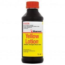 Ranvet Yellow Lotion
