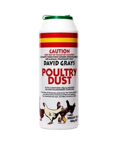 David Gray Poultry Dust