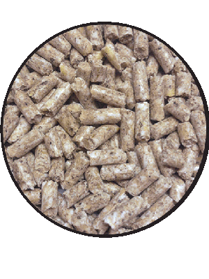 T&R Turkey Grow/Finisher Pellets
