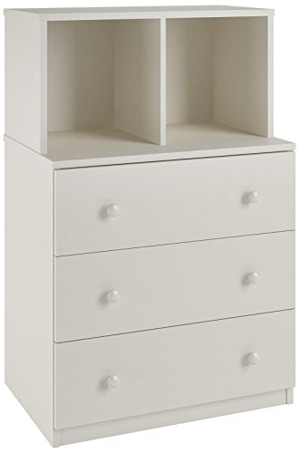 Ameriwood Home Skyler 3 Drawer Dresser - furniturify