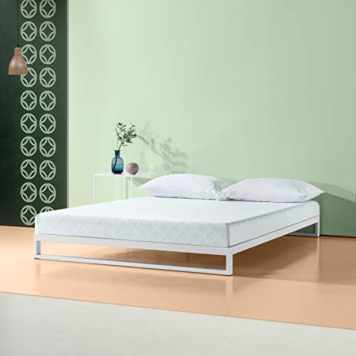 Zinus 6 Inch Gel-Infused Green Tea Memory Foam Mattress, - furniturify