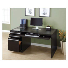 Load image into Gallery viewer, Coaster Home Furnishings Ontario Connect-It Computer Desk Cappuccino - furniturify