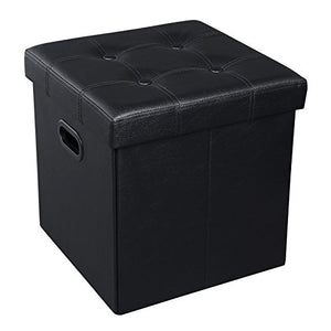 Cube / Footrest Stool / Puppy Step /Storage Ottoman - furniturify