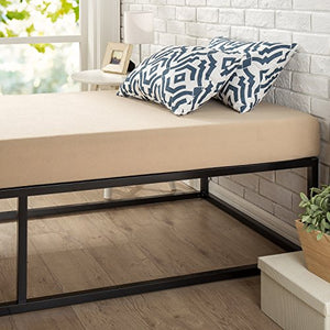 Modern Studio 14 Inch Platforma Bed - furniturify