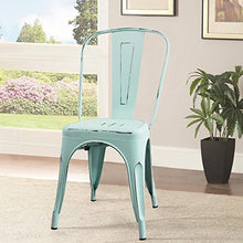 Load image into Gallery viewer, Devoko Distressed Style Kitchen Dining Chair - furniturify