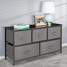 Load image into Gallery viewer, Wood Top Extra Wide Dresser - furniturify