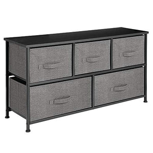 Wood Top Extra Wide Dresser - furniturify