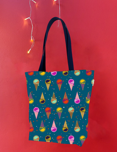 Smitten x Lady Alamo Ice Cream Tote