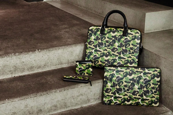Montblanc Collaborates with BAPE, the Urban Streetwear Maverick