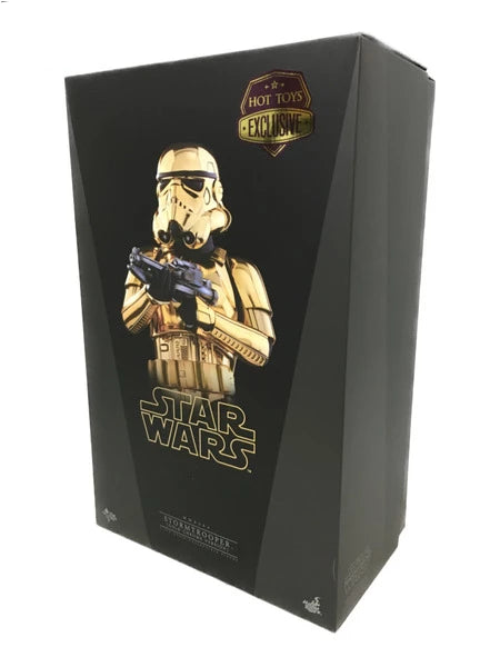 Star Wars Storm Trooper Gold Chrome Edition [Pre-Owned]