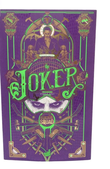 Hot Toys Joker Suicide Side 1/6 DC [Pre-Owned]