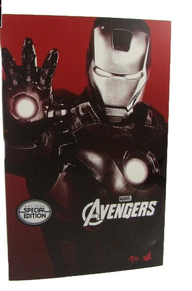 Hot Toys Iron Man Mark 7 Special Edition [Pre-Owned]