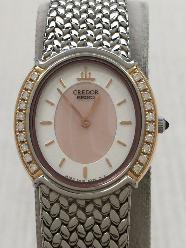 Pink Color 5A70-3000 Women's Watch [Pre-Owned]