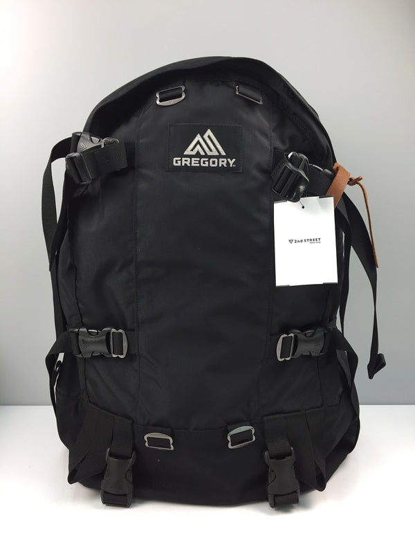 Black Color Backpack [pre-owned]