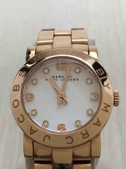 White Color Women's Analog Watch [Pre-Owned]