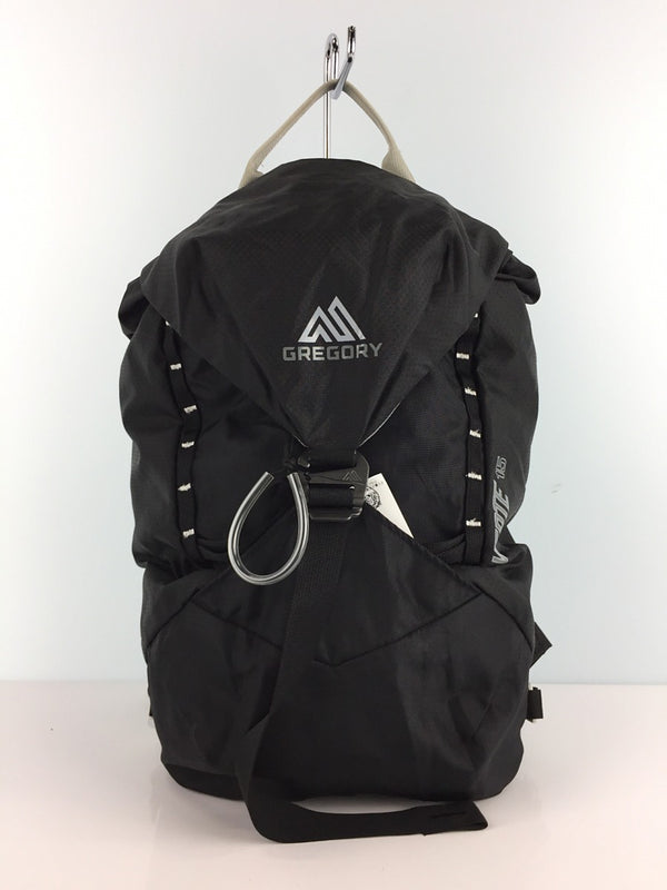 Black Color Polyester VERTE 15 Backpack [pre-owned]
