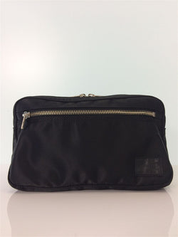 Black Color Waist Bag [Pre-Owned]