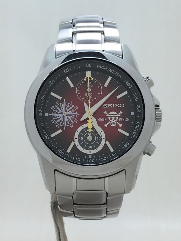 Red Color Men's Watch [Pre-Owned]