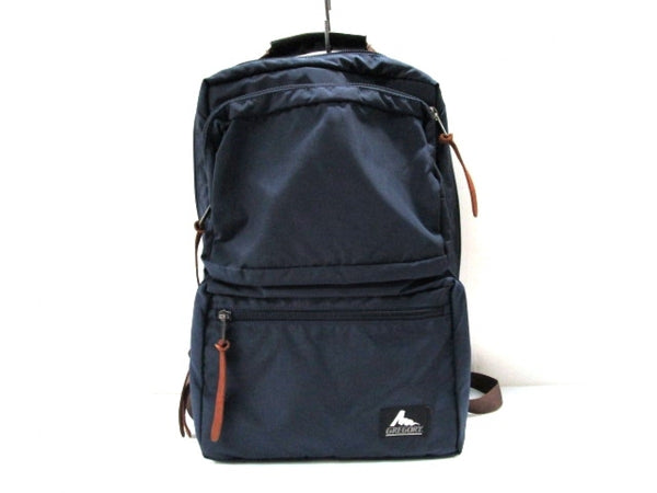 Rucksack Navy beautiful backpack [pre-owned]