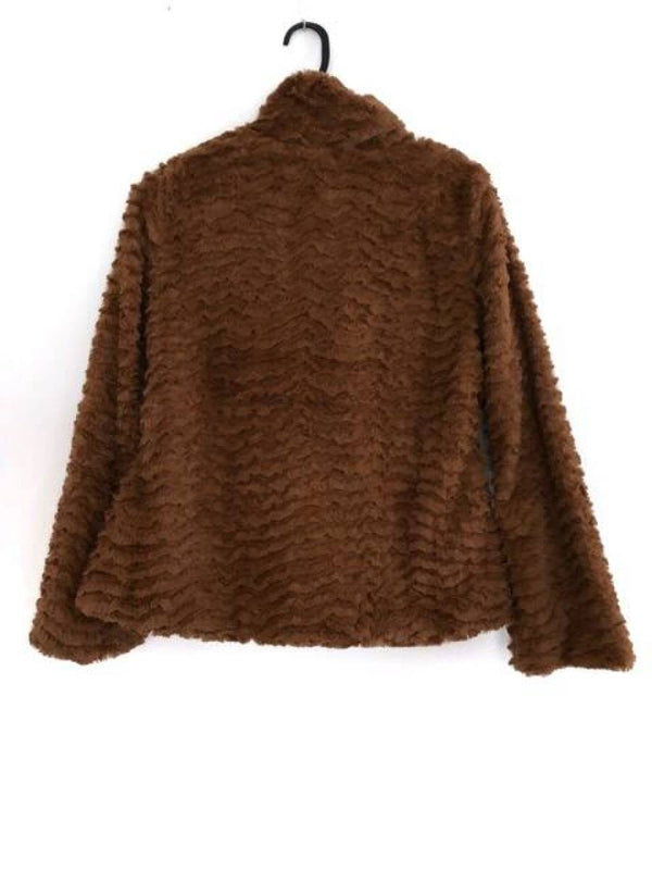 Brown color Ladies Perigi Winter Jacket [pre-owned]