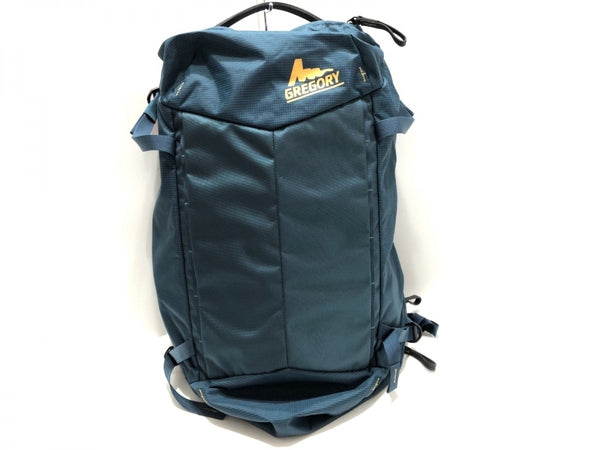 rucksack blue backpack [pre-owned]