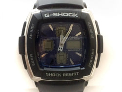 CASIO G-SHOCK G-350 Navy Colors Men's Rubber Belt Watch [Pre-Owned]