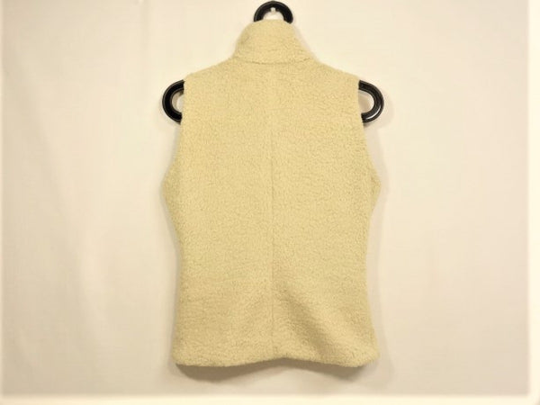 Khaki color Ladies Beige Reversible Sweatshirt [pre-owned]