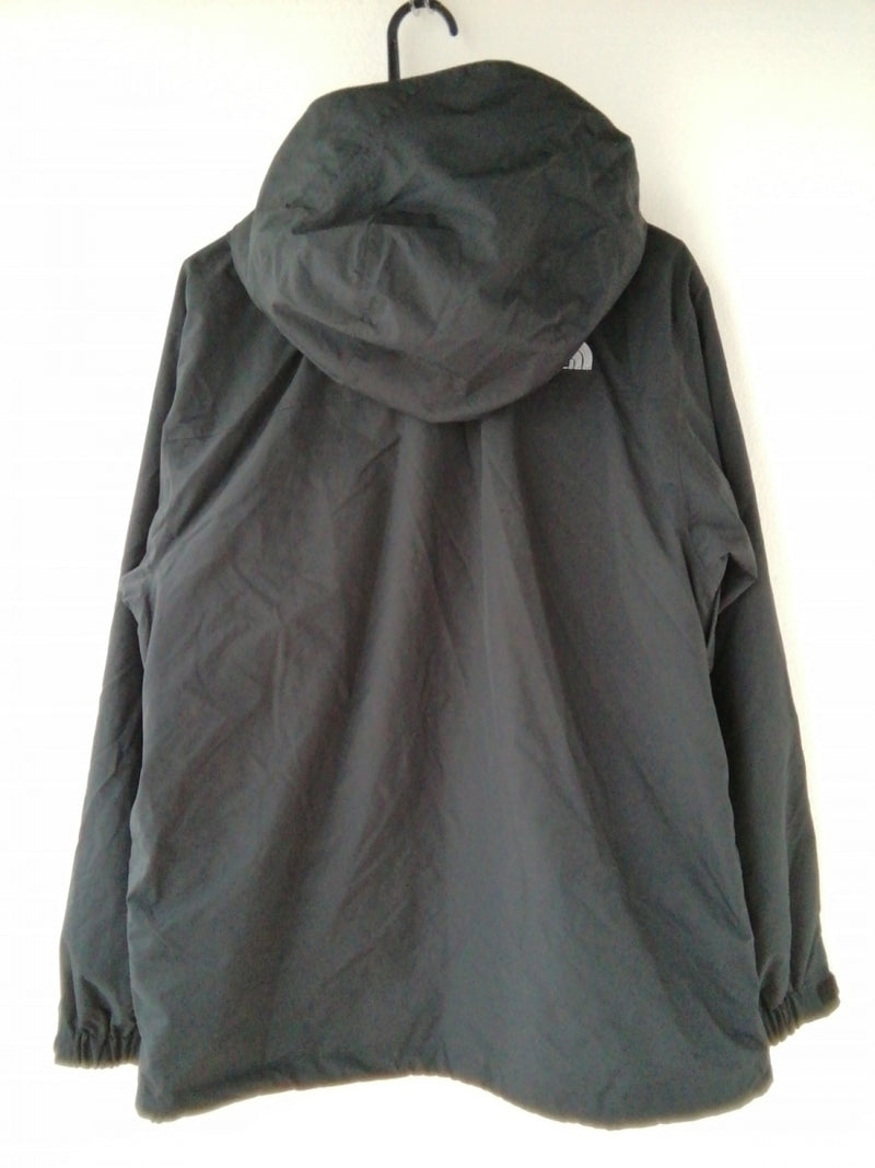 Casual Black color Winter Fashion Hooded Men's Jacket [pre-owned]