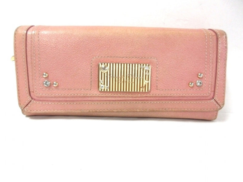 Pink Synthetic Purse [pre-owned]