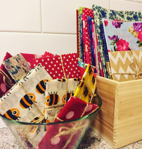 Beeswax Wrap - Extra large size (FREE POSTAGE*)