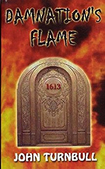 Damnation's Flame - Paperback Thriller by John Turnbull  (FREE POSTAGE*)