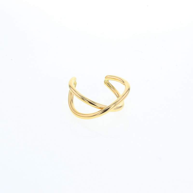 Vexed 14K Gold Filled Ring