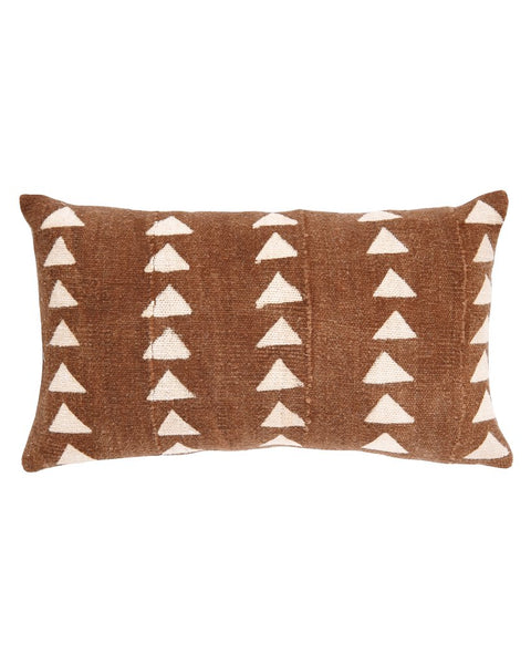 Triangle Mud Cloth Pillow Cover