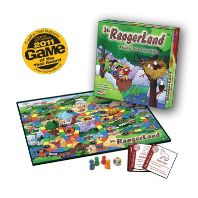 National Park Board Game