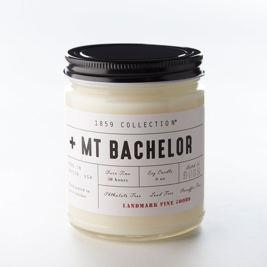 Mt Bachelor 1859 Collection Candle