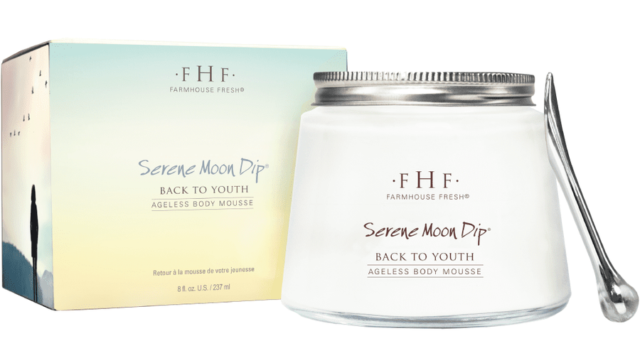 Serene Moon Dip Body Mousse